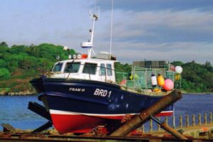BRD 1 –  FRAM III – ©FiskerForum - Foto: Bays-of-Harris