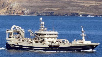 Síldarvinnslan's strong mackerel and herring season