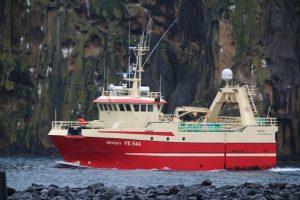 Bergey VE-544 has been sold to Guðmundar Runólfssonar hf in Grundarfjörður. Image: Guðmundur Alfreðsson - @ Fiskerforum
