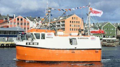 Bjørnson for Brønnøysund
