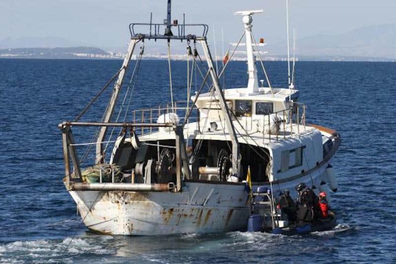 Establishing Black Sea control and monitoring