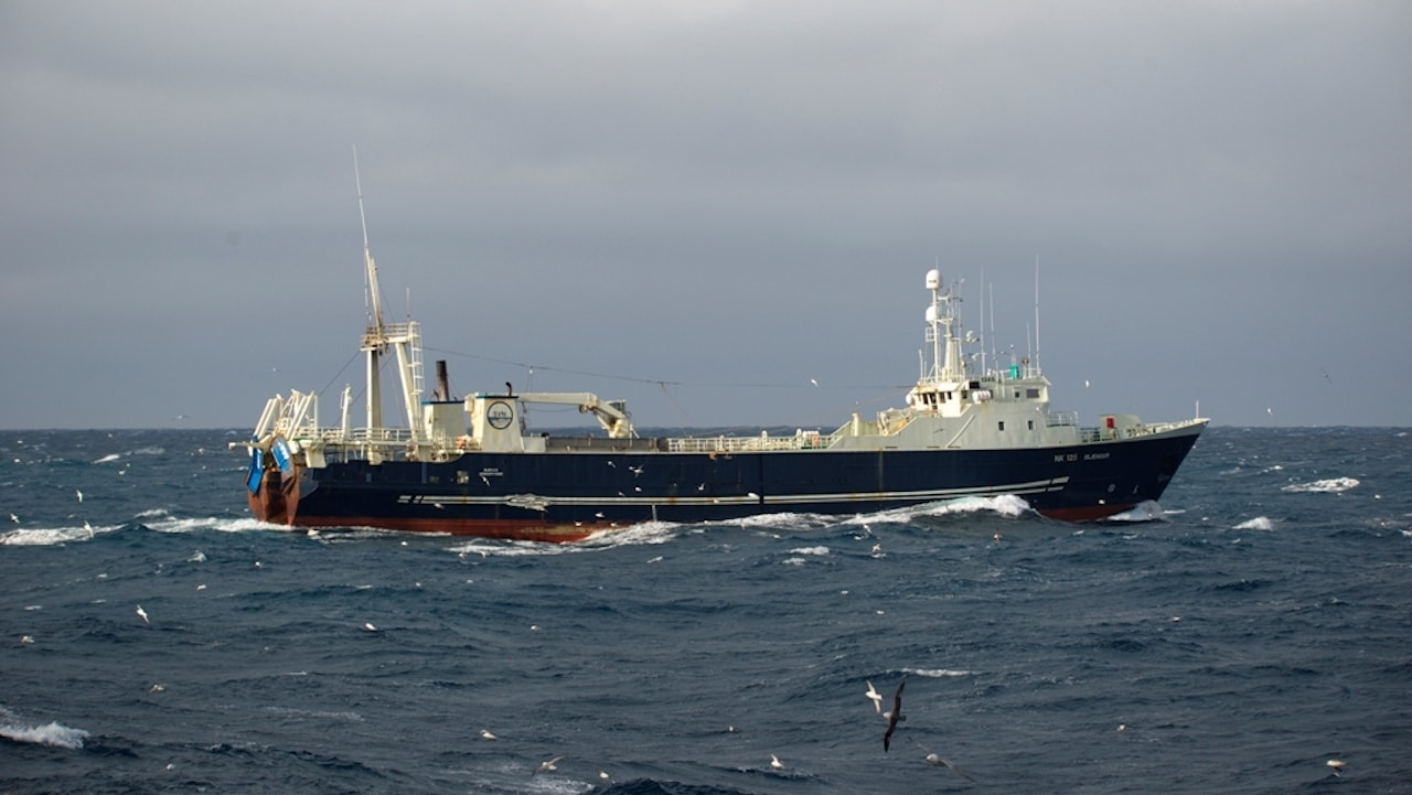 Read more about the article Blængur heads for Barents Sea after poor redfish season