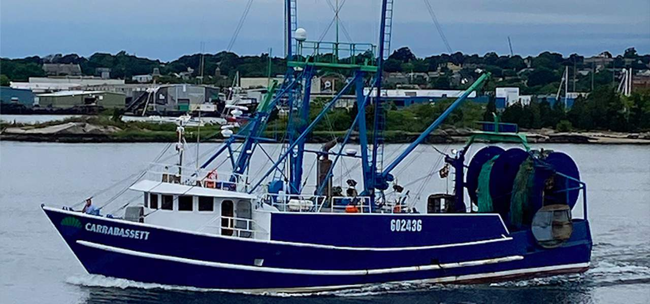 Blue Harvest refits and relaunches Codfather trawlers