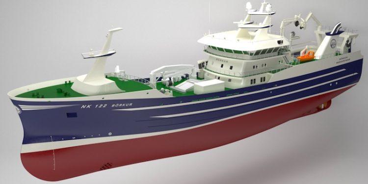 Börkur and Vilhelm Thorsteinsson are to be built at Karstensen - @ Fiskerforum