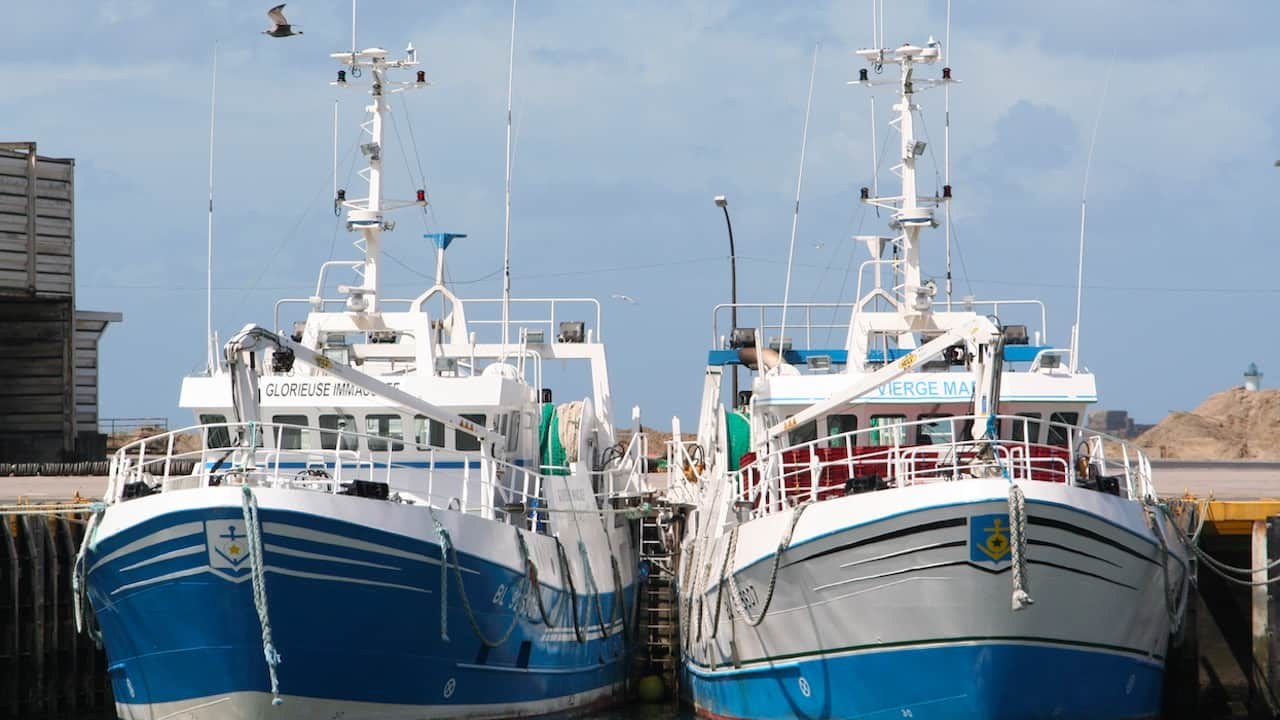 Supporting France's fishermen post-Brexit