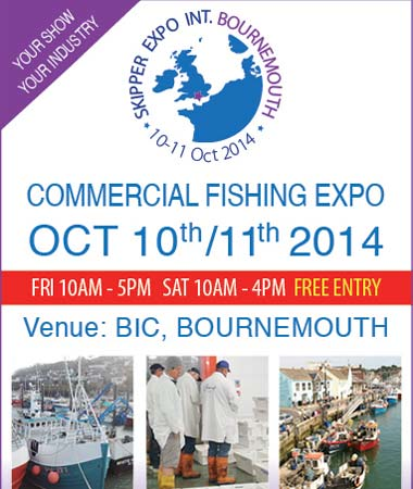 Skipper Expo Int. Bournemouth 2014 shaping up to be a great show