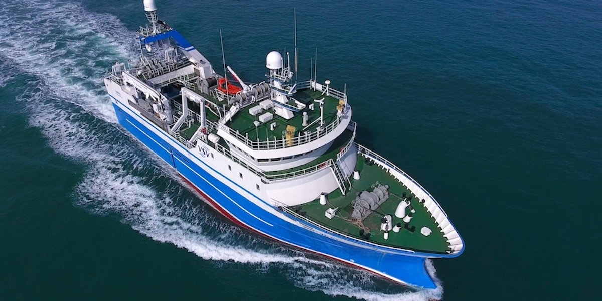 VSV trawlers' record-breaking March