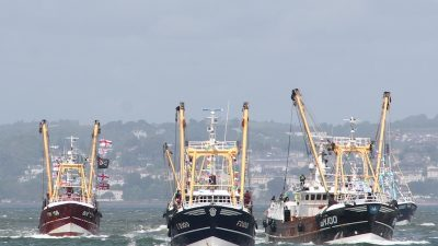 UK government sets out vision of future fisheries policy