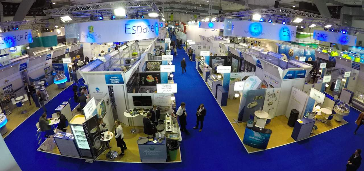Brussels Seafood Expo postponed