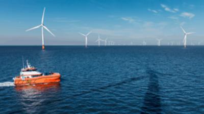 Windfarms as multi-use sea farms