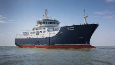 Piriou delivers freezer longliner