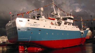 Falklands toothfish re-certified