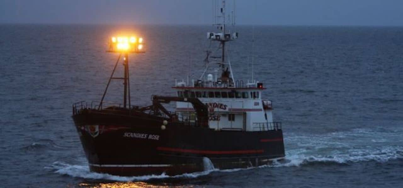 Coast Guard searching for crab boat survivors