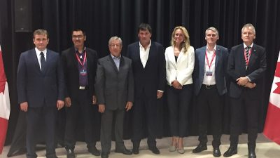 North Atlantic fisheries ministers meet and agree to continued discussion