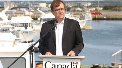 Canadian government invests in Newfoundland and Labrador small craft harbours
