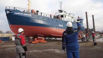 Major refit for Baltic trawler