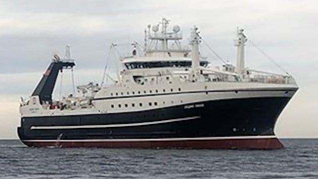 Mobile spare parts container ensures efficient sea trials