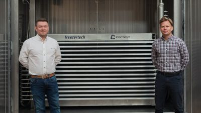 Carsoe acquires Freezertech