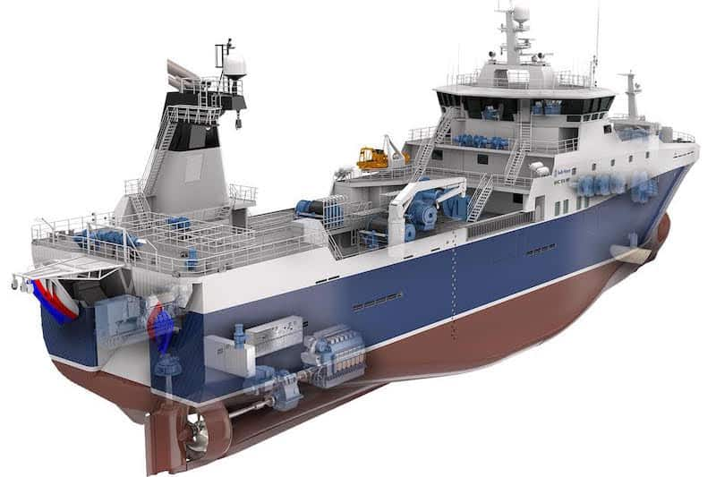 French companies order newbuild from Norway