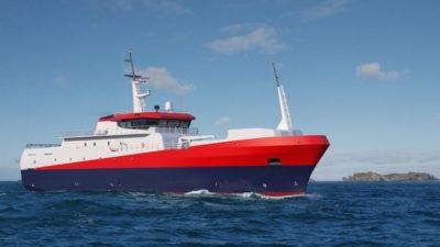 Comata orders Southern Ocean longliner