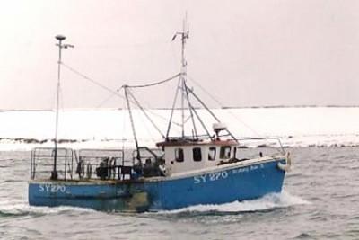 SY 270 –  Scalpe Isle – ©FiskerForum - Foto: CrT