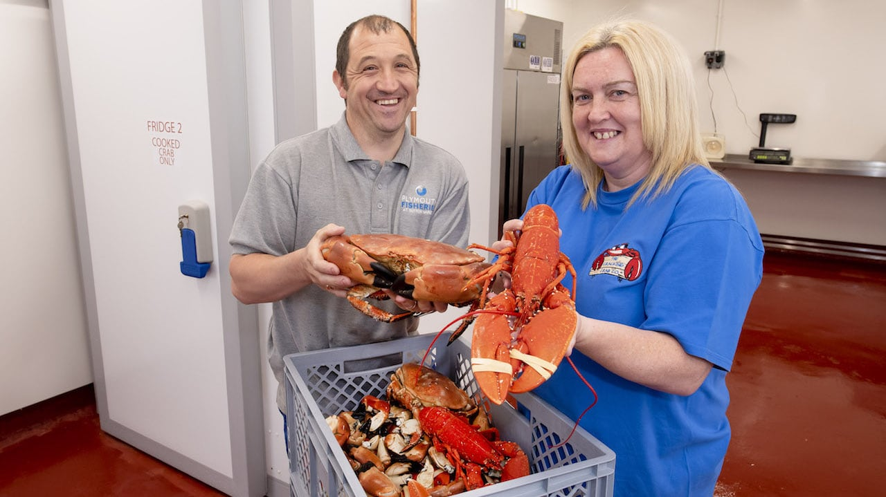 Crab Company snaps up new premises at Plymouth Fisheries