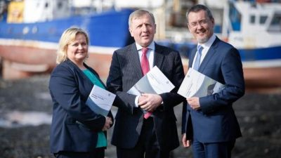 Irish inshore sector's industry-led strategy