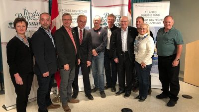 Canadian government and PEI provide over $700,000 to shellfish farms