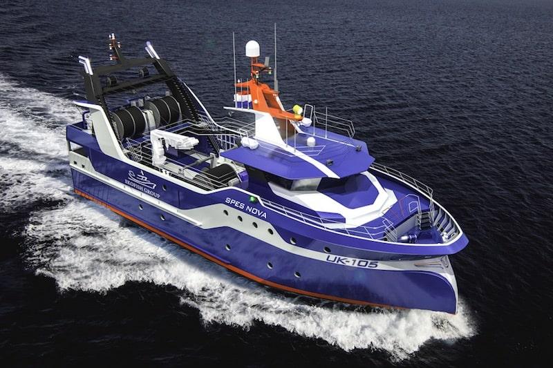Ekofish Group orders Maaskant twin-rigger