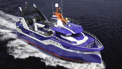 New technology, new trawler, and ownership changes