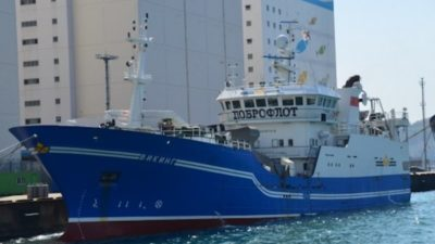 Internet technology at sea facilitates fuel saving