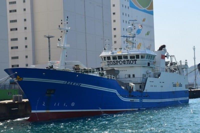Internet technology at sea facilitates fuel saving