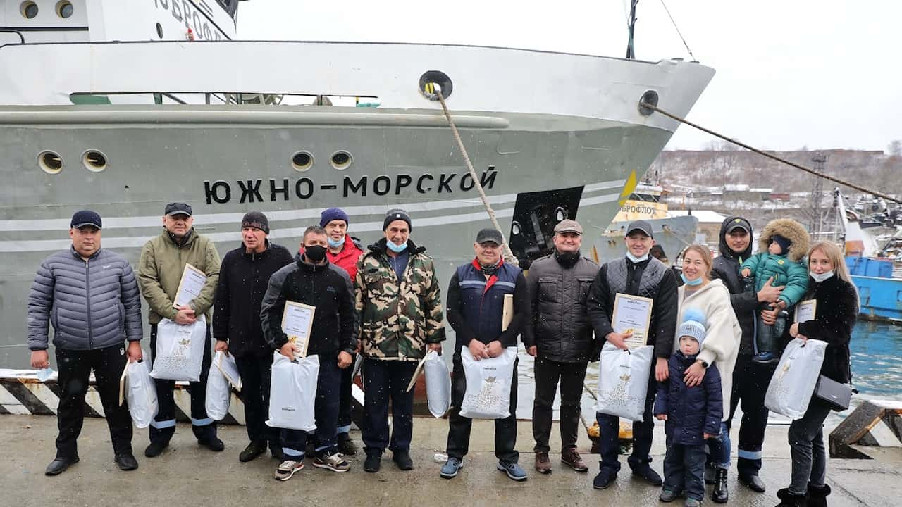 Trawler's nightmare 19-month refit