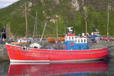 D 321 –  ARD CASTA – ©FiskerForum - Foto: Donegal-Bay.