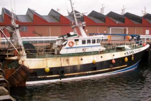 S 343 –  CLODAGH O – ©FiskerForum - Foto: Donegal-Bay.