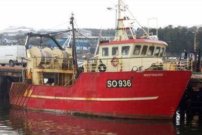 SO 936 –  Westbound – ©FiskerForum - Foto: Donegal-Bay