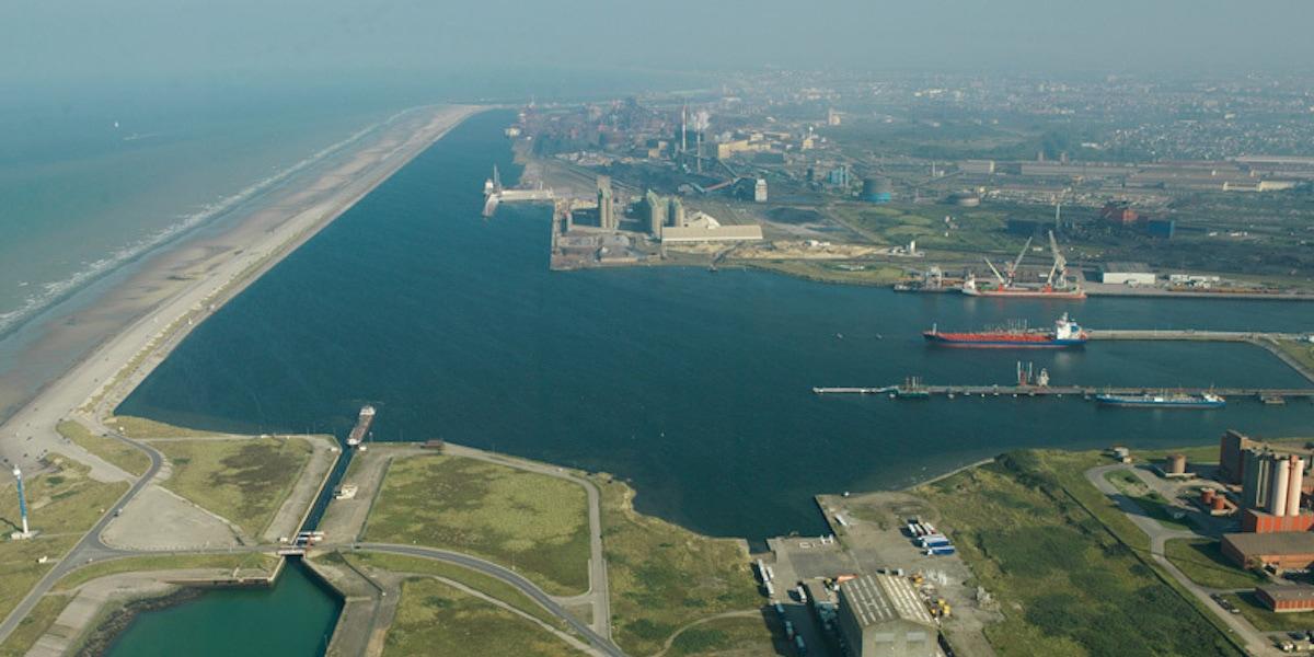 Norfrigo sets up in Dunkerque