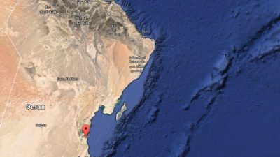 New fishing port for Oman
