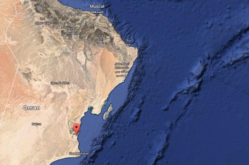 New fishing port for Oman