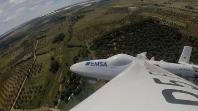 Drone surveillance to enhance fisheries control