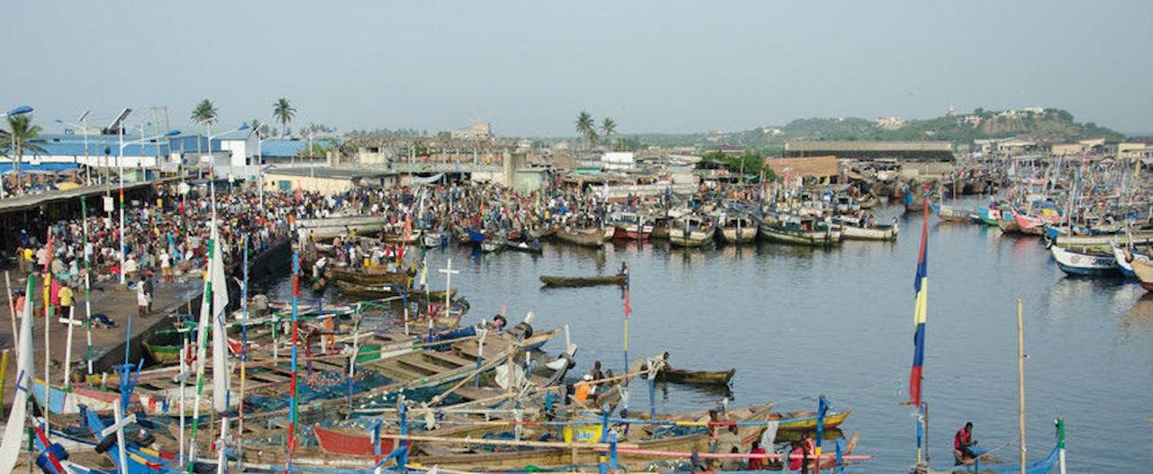 Ghanaian authorities hand down million-dollar fine
