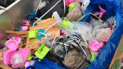 Dutch fishermen's cleanup initiative