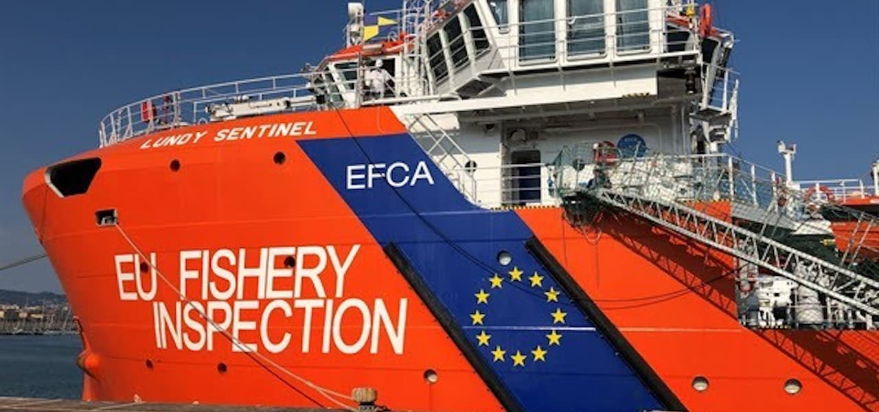 EMSA resumes RPAS surveillance flights in support of EFCA fisheries control