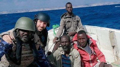 Keeping Somali waters safe
