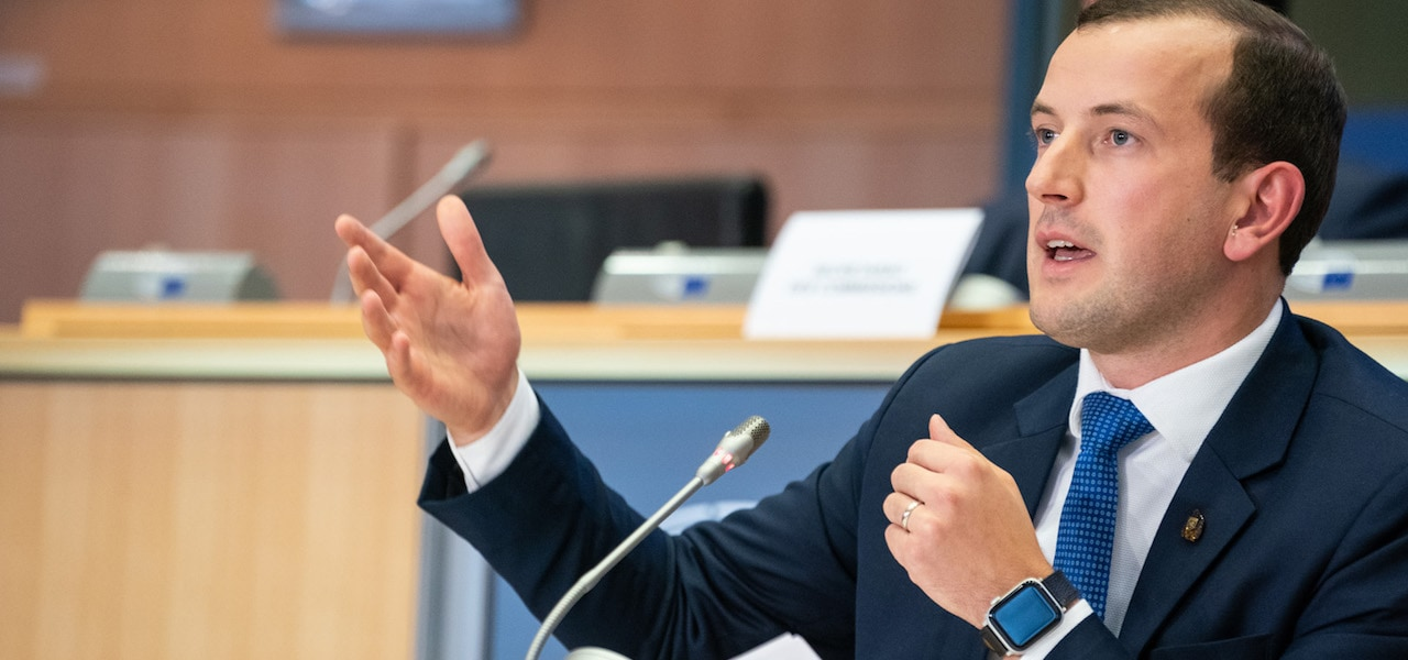 Europe's candidate for Environment and Oceans