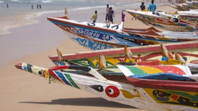 EU supporting fight against illegal fishing in Western Africa