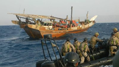 Piracy taskforce makes time for fishermen