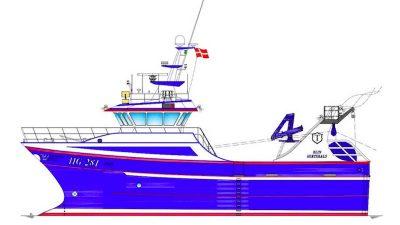 Trawler order for Jobi Værft