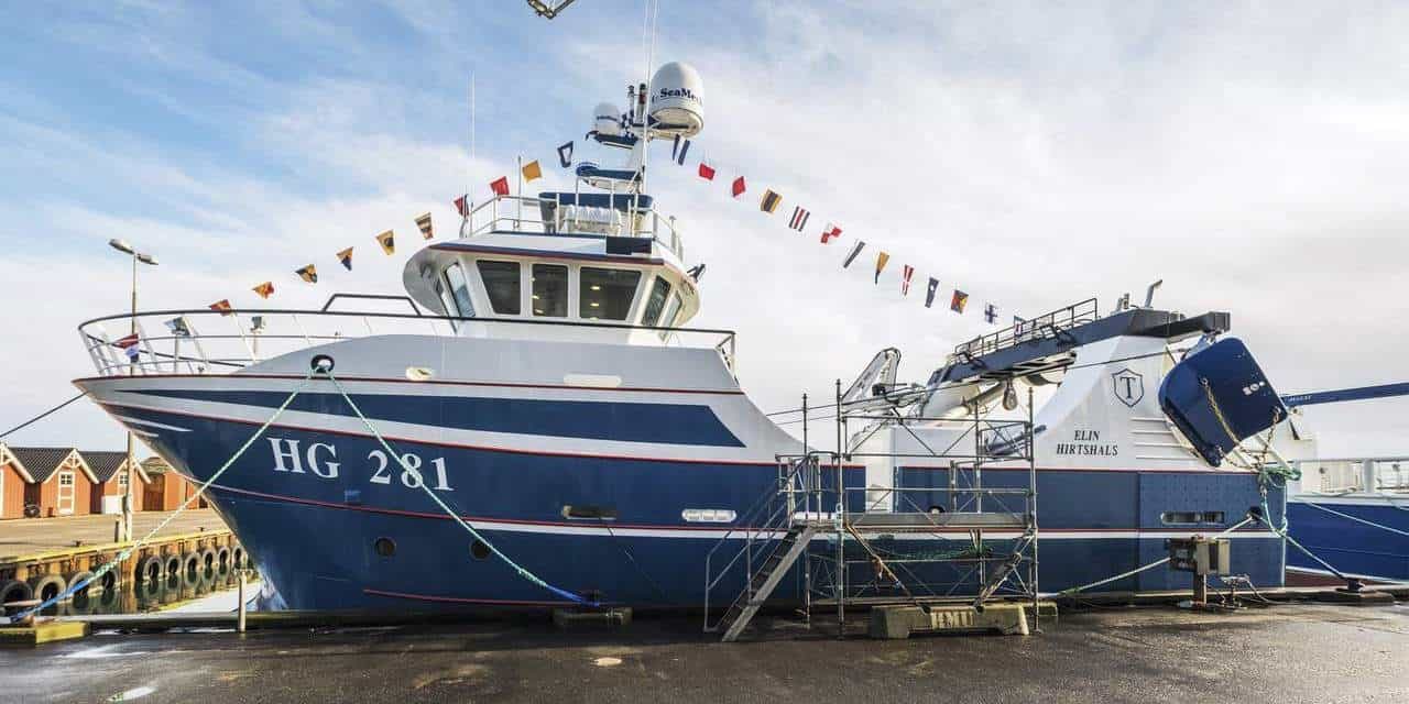 New Elin for Hirtshals