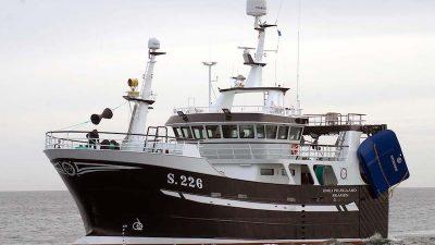 New Skagen shrimper Emli Pilegaard